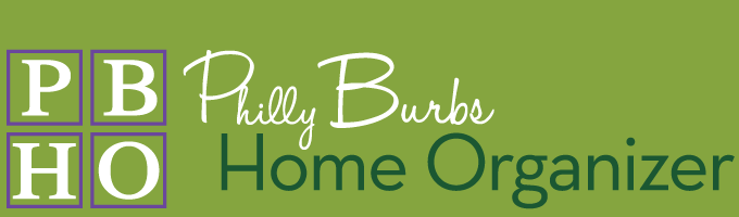 Philly Burbs Home Organizer Homepage